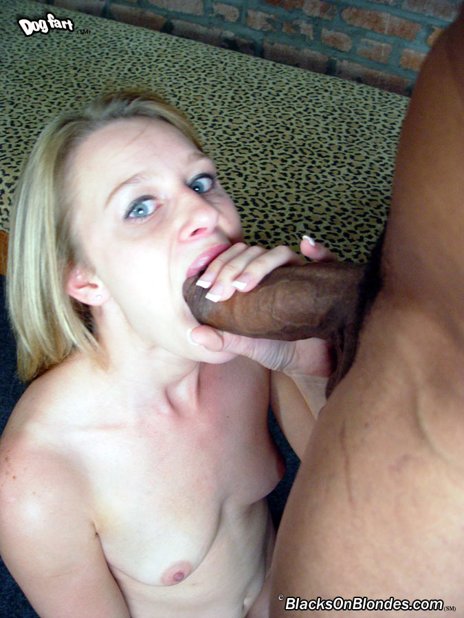 Bbc cock too big for her mouth