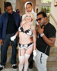 Leya Falcon's Fourth Appearance Mandingo Definition