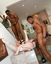 Leya Falcon Black Dick Shemales