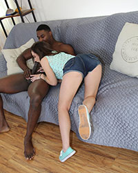 Lily Jordan Interracial Creampie Stories