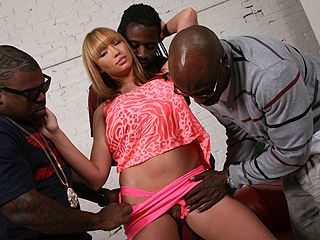 Maya Hills's Second Appearance Mandingo All The Way