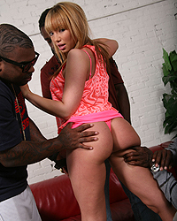 Bick Black Dick Maya Hills's Second Appearance