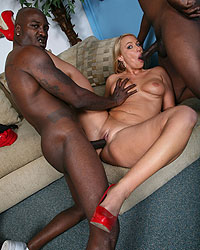 Melanie Monroe Big Black Cock
