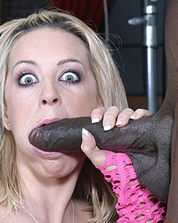 Michelle Sweet Black Cock Solo