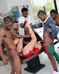 Moka Mora Blacks On Cougars Nina Hartley