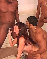 Blacks-On-Blondes Big Black Dick Fuck Brooke Pictures