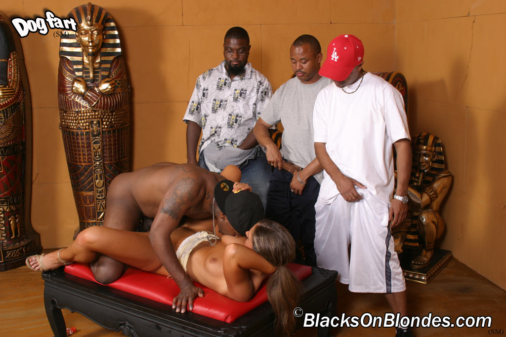 Seems magnificent kymber troy interracial