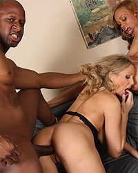 14 Gang Bang With Big Black Cocks Stories   Julia Ann