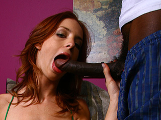 Riley Shy Big Black Dick Shemale