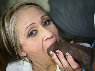 Sasha Sky-Chastity Lynn (HD) - Blacks On Blondes