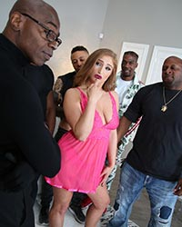 Skylar Snow Black Cock Slut Story