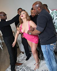 Skylar Snow Interracial Video