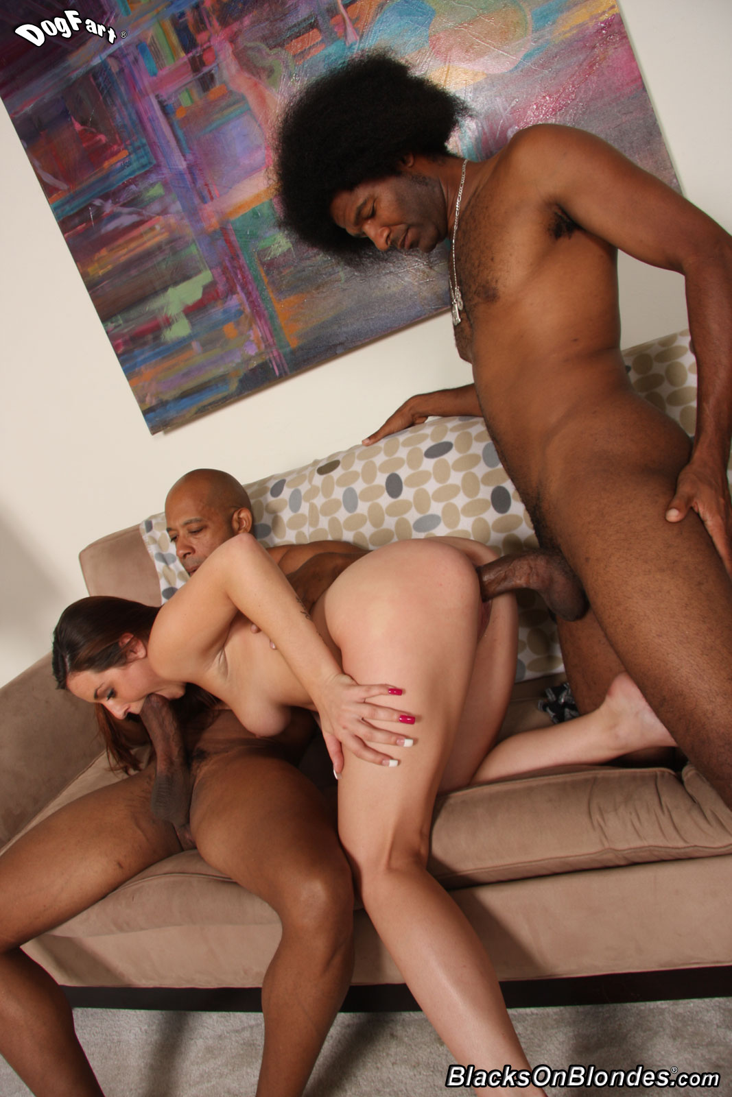 Dp and cumeating orgy 4