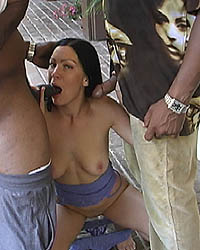 Free Interracial Porn Trina's Second Appearance