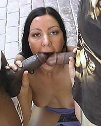 Trina's Second Appearance Black Dick Black Pussy