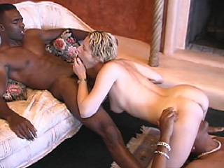 Veronica is having interracial sex on blacks on blondes blog