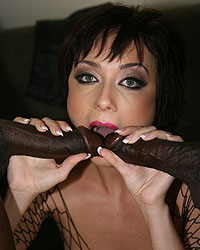 Zoe Voss Black Cock Photo